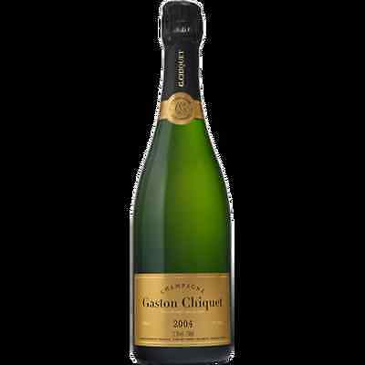 Fine French Import  Wine & Champagne - GASTON CHIQUET CUVEE OR 2004  - 93pts
