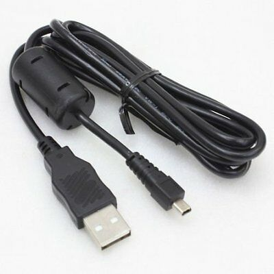 3ft USB Data Charger Cable for Nikon Coolpix S2600 S2500 S3000 S3200 S4300 S6100