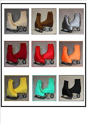 Ice Skating / Roller Skate Lycra Boot Covers