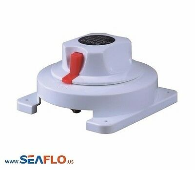 Battery Selector Switch Replaces Guest 2111A 4 Position for Marine Boat Camping