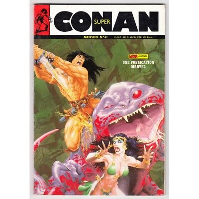 Conan Super (Mon Journal) N° 47 - Comics Marvel