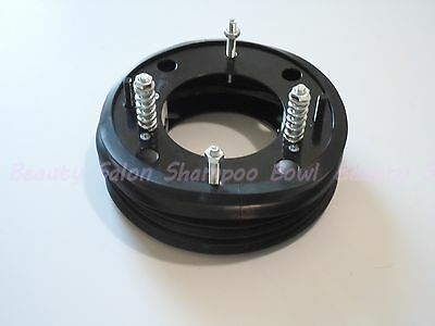 Salon Shampoo Bowl Replacement Tilt Mechanism W/ Rubber Wrap. TLC-1164TM