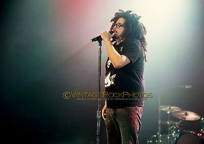 Adam Duritz Counting Crows Photo 8x12 or 8x10 inch 2014 Manchester Apollo UK s24