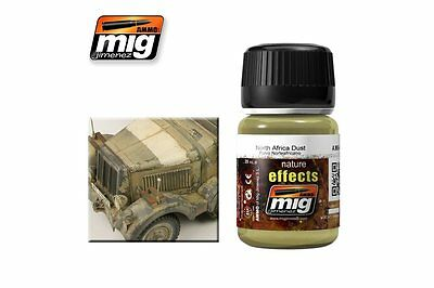 AMMO OF MIG A.MIG-1404 Nature Effects Norht Africa Dust 35ml