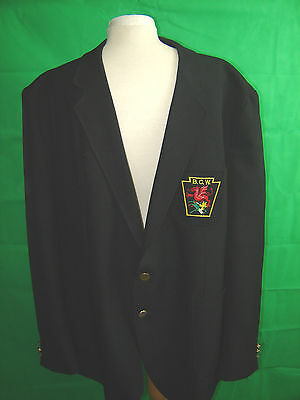 Boys Club Of Wales Offical,s Blazer Size 52 Chest