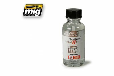 AMMO OF MIG A.MIG-8200 ALC307 Lacquer Thinner And Cleaner 30ml ALCLAD II