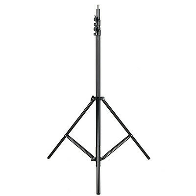 Photography Studio Heavy Duty Light Stand - 2.8m - Tripod Support Flash Video