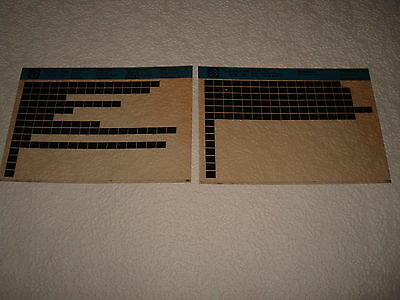 ROVER 2200 1974 to 1976 PARTS MICROFICHE FULL SET OF 2 - DATED SEPTEMBER 1978