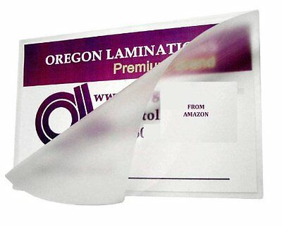 5 Mil Legal Hot Laminating Pouches Qty 100 Glossy 9 X 14-1/2 Thermal Lamination