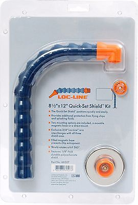 "8.5"" x 12""Quick-Set Shield™ Kit Loc-Line® USA Original Modular Hose System 60527"