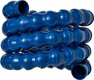 "(1) 5' Long Coil of 3/4"" Blue Loc-Line® USA Original Modular Hose System #69539"