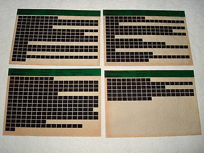 Land Rover Discovery Parts Microfiche Full Set 0F 4 - September 1992 Rtc9947Fm