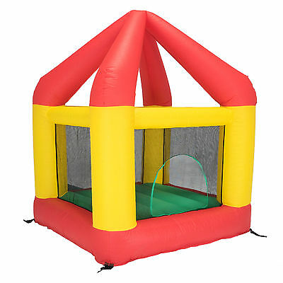 BH66OR - Bazoongi 6.25' x 6' Bounce House with Open Roof (without Cover) Ages 3+