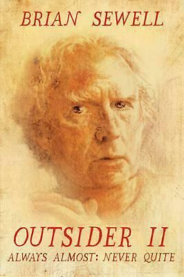Outsider by Brian Sewell Hardcover Book Free Shipping!