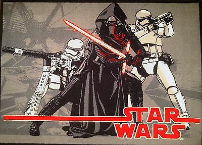 Disney Star Wars Area Rug 40in x 54in