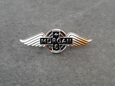 Morgan Plus 8 Pin Morgan Motor Company Classic Emblem Morgan +8 ca. 34 x 12 mm