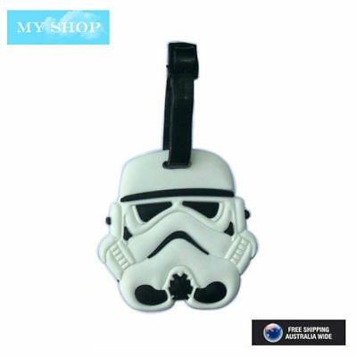New Star Wars Funny Cute Name Tag, Id Lable For Luggage, Suitcase, School Bag