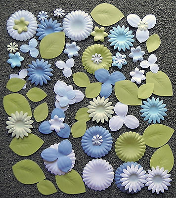 Creative Memories Reflections Paper Flowers Bnip
