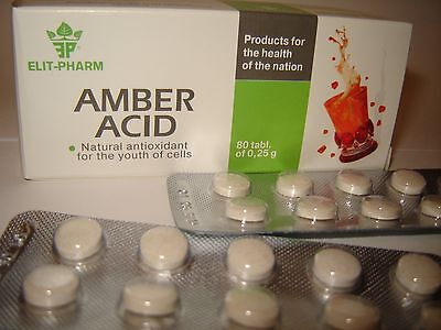 Amber Acid 80 tabs  Without a prescription