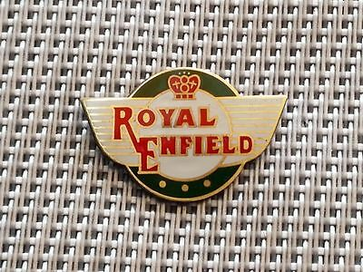 Royal Enfield Pin Bullet Classic made like a gun cafe racer England 25 x17 mm