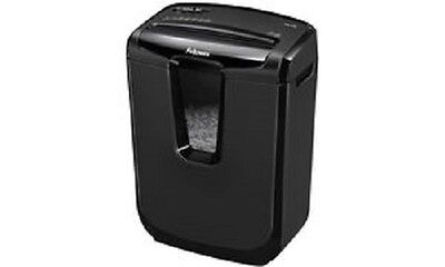 Fellowes destrudteur de documents Powershred M-7C, noir, 14 litres