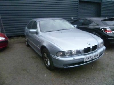 BMW 525i E39 2002 M54 GREY SALOON WIPER ARM  BREAKING FOR SPARES