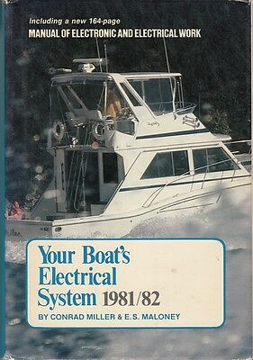 Your boats electrical system 1981-1982 Conrad Miller * Manual of Boat Electronic