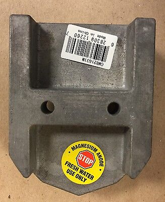 CM821631M Martyr Fresh Water Only Magnesium Anode