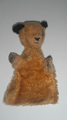 VINTAGE CHAD VALLEY VINTAGE SOOTY GLOVE PUPPET c1950's-60's