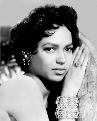 DOROTHY DANDRIDGE RARE 8x10 PHOTO