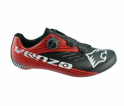 Venzo Road Bike For Shimano SPD SL Look Cycling Bicycle Carbon Shoes