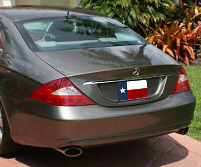 Fits: Mercedes CLS 2006-2011 Painted Lip Mount Factory Style Rear Spoiler