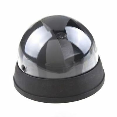 Camera Flashing Red LED Lights Dummy Fake Surveillance CCTV Security Dome Hotest