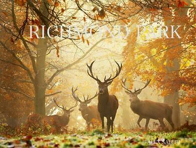 Richmond Park by Alex Saberi (English) Hardcover Book Free Shipping!