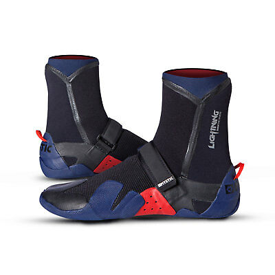 Mystic Lightning 5mm Split Toe Kitesurfing Boots 2017
