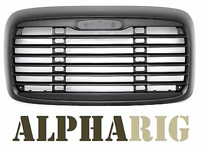 Freightliner Columbia RARE 2000-2008 OE STYLE BLACK GRILLE W/BUG SCREEN