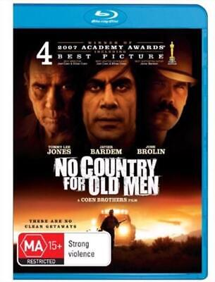No Country for Old Men - BLR Region B Free Shipping!