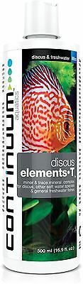 CONTINUUM DISCUS ELEMENTS-T  (Essential trace elements for Discus)