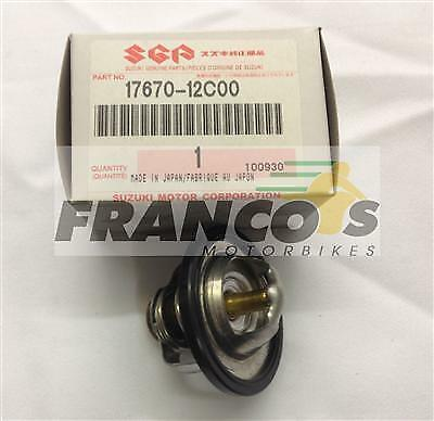Genuine Suzuki Rgv250 1989-1996  Tl1000S Water Thermostat 17670-12C00