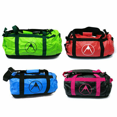 Psychi Outdoor Luggage Duffle Bag Backpack Holdall For Gym Sport Kit Travel