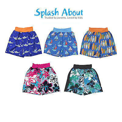 Splash About Baby and Toddler Happy Nappy Board Shorts