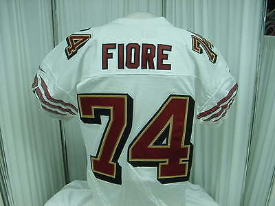 1997 SAN FRANCISCO 49ers Game UsedWorn Football Jersey #69 Rod  for cheap
