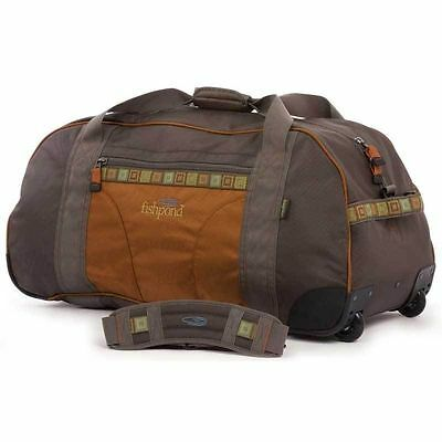 New Fishpond Bumpy Road Rolling Cargo Duffel Fishing Bag/luggage Free Shipping