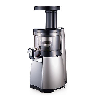 Hurom HT-SKF14 2nd generation  New Model Slow Juicer Extractor Novel Silver