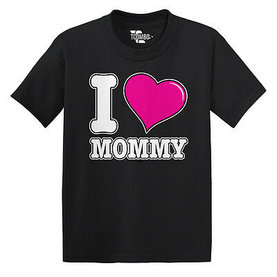 I Love Mommy - Mother's Day Toddler T-shirt