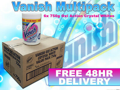 Vanish Crystal white stain remover, 4.5kg, Add a scoop with your washing powder