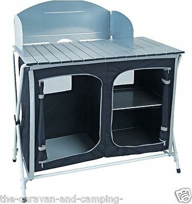 Royal Easy-Up Camp Kitchen Stand -  355414    Caravan / Awning / Camping