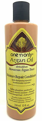 One'n Only Moroccan Argan Oil Moisture Repair Conditioner 350ml