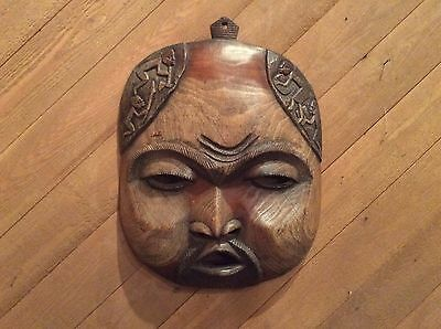 African Tribal Mask From Malawi Art Decor