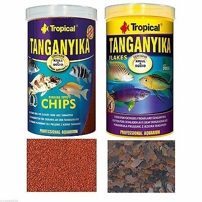 Specialist Professional Fish Food For Tanganyika Cichlids